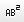 ícone inserção de nota de rodapé